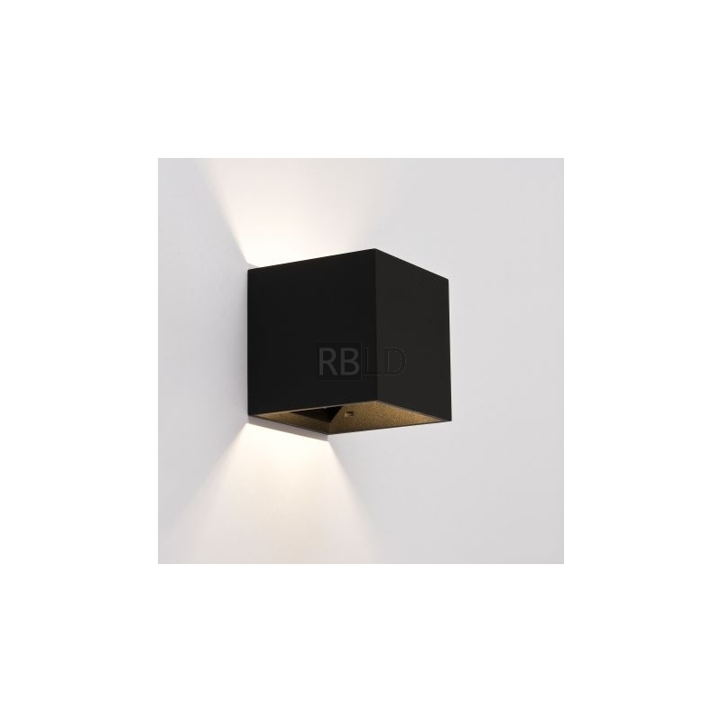 wall surface lamp wever ducre box wall order online. Black Bedroom Furniture Sets. Home Design Ideas