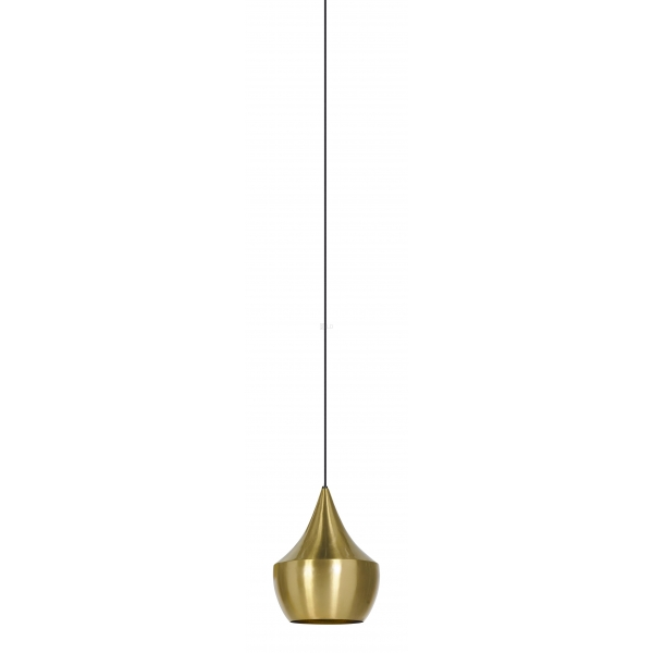 suspension lamp tom dixon beat collection brass pendant. Black Bedroom Furniture Sets. Home Design Ideas
