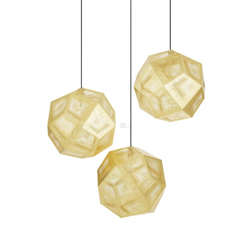 suspension lamp tom dixon etch pendant order online. Black Bedroom Furniture Sets. Home Design Ideas