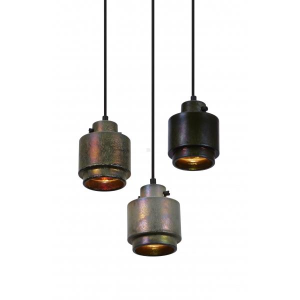 suspension lamp tom dixon lustre round wedge square flat. Black Bedroom Furniture Sets. Home Design Ideas