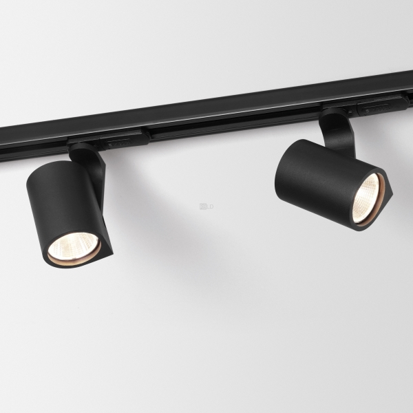 track lamp wever ducre 39 15 sqube on track order online. Black Bedroom Furniture Sets. Home Design Ideas
